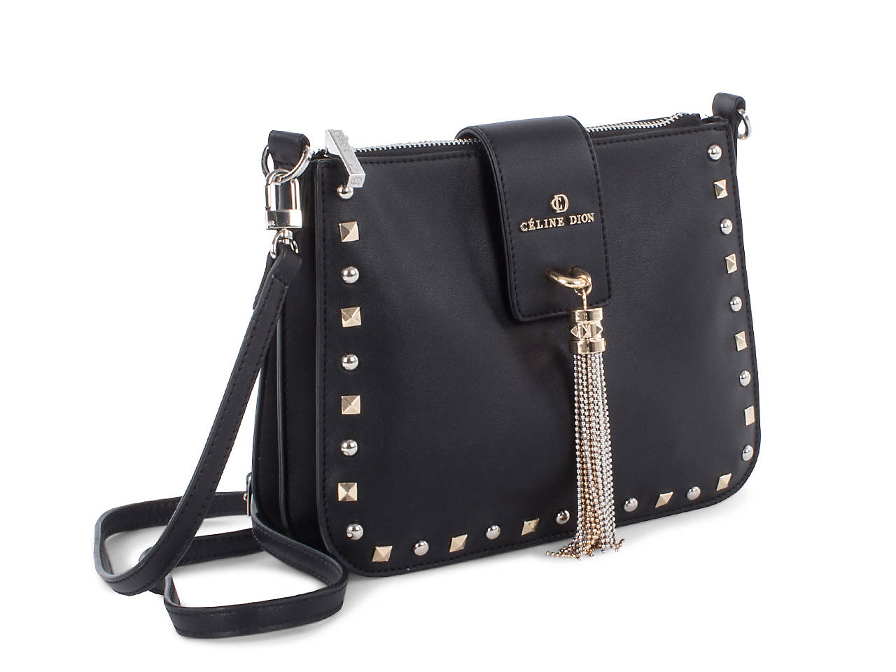 9ca5937ac22f Celine Dion Cadenza Crossbody Bag Women s Handbags   Accessories