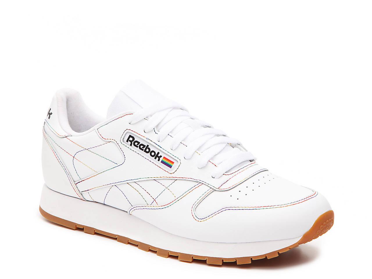 chaussures de sport 26a94 a6de2 Classic Leather Pride Sneaker