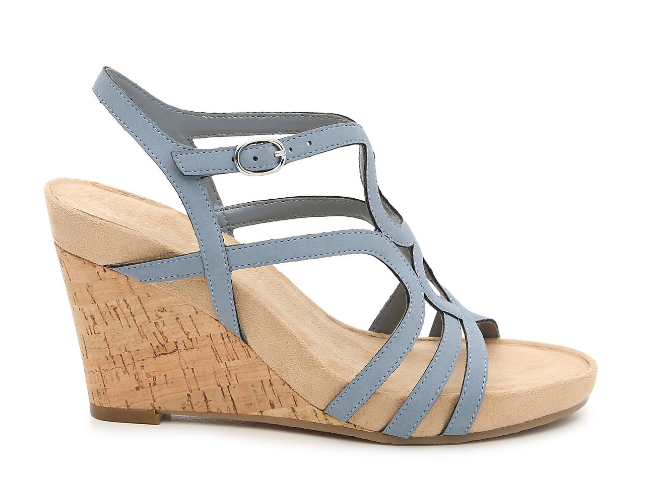 632c86ff3a56 Kelly   Katie Plushin Wedge Sandal Women s Shoes
