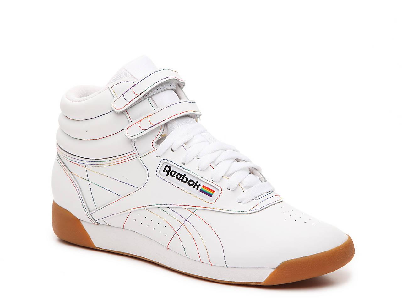 Reebok Classic Freestyle Hi Women's High Top Sneaker