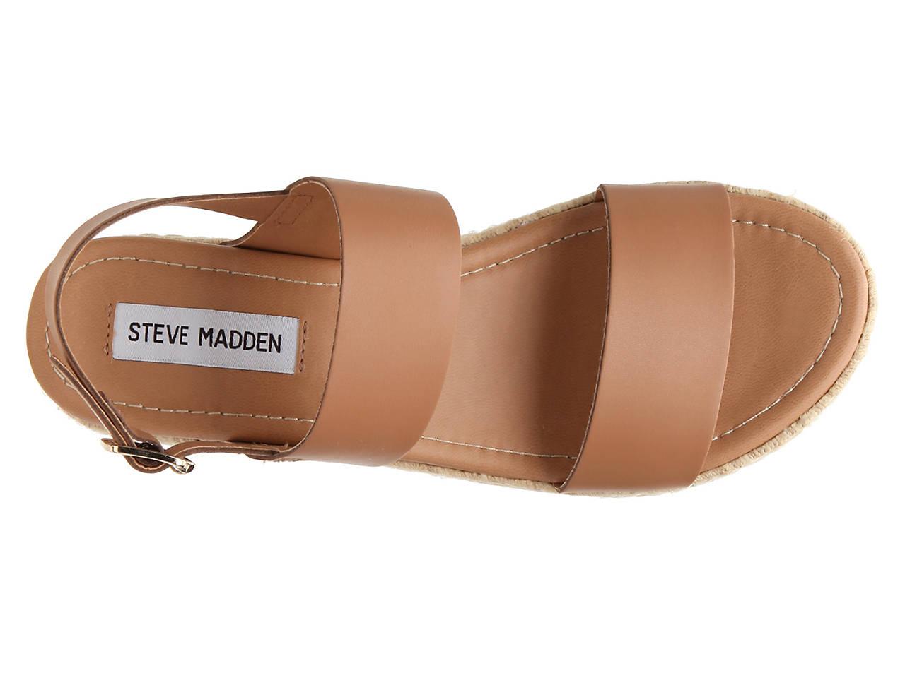 be022b06e8b8 Steve Madden Catia Espadrille Wedge Sandal Women's Shoes | DSW