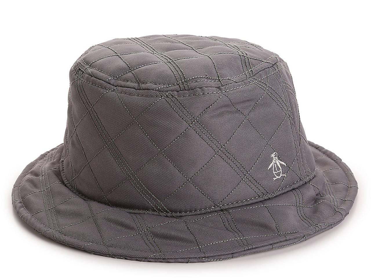 2932da55 Original Penguin Dale Men's Bucket Hat Men's Handbags & Accessories ...