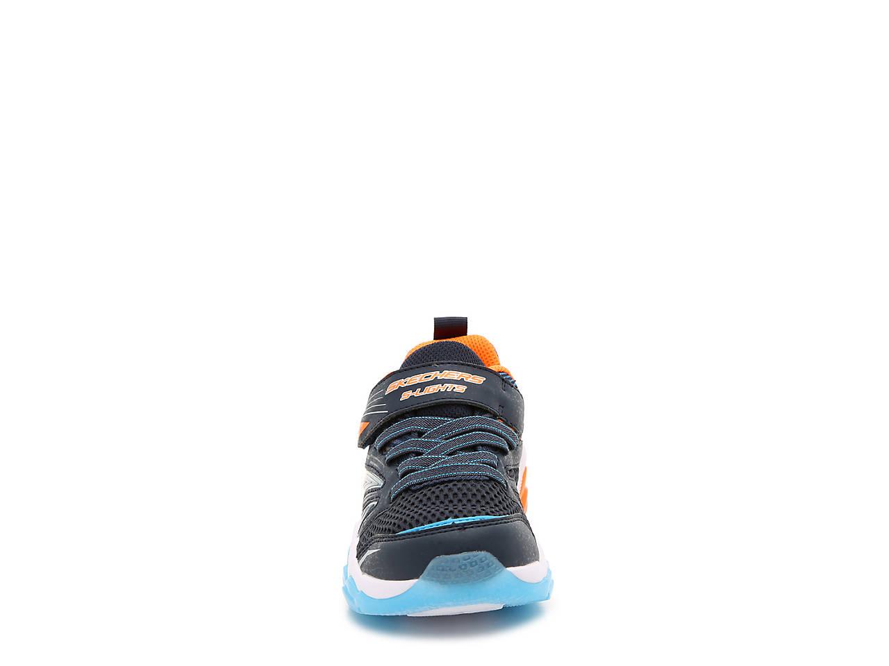 Skechers S Lights Rapid Flash 2.0 Light Up Sneaker Kids