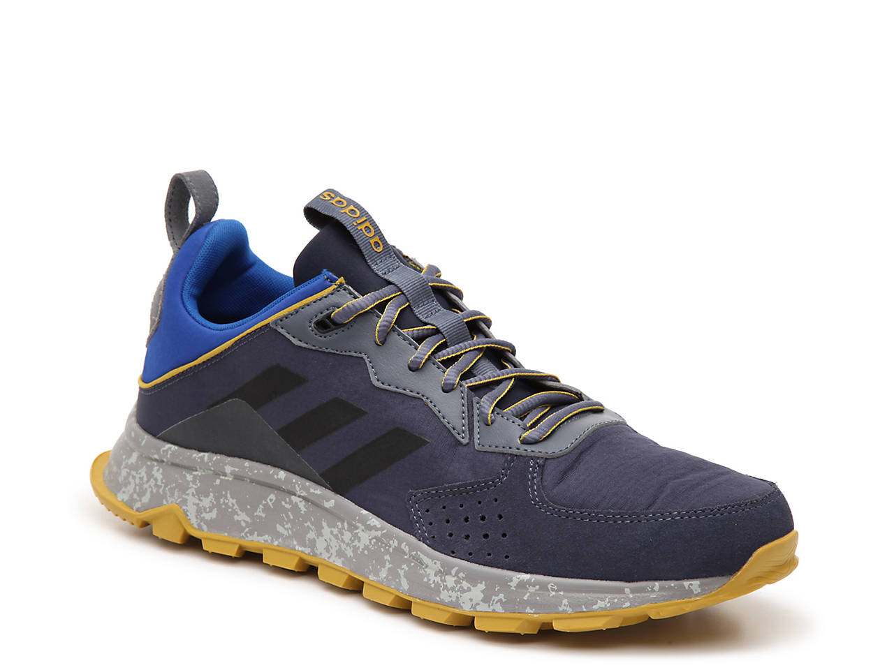 White Adidas Mens Response Trail Running Shoe | Athletic