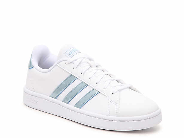 Women's Adidas Grand Court Basketball Shoes
