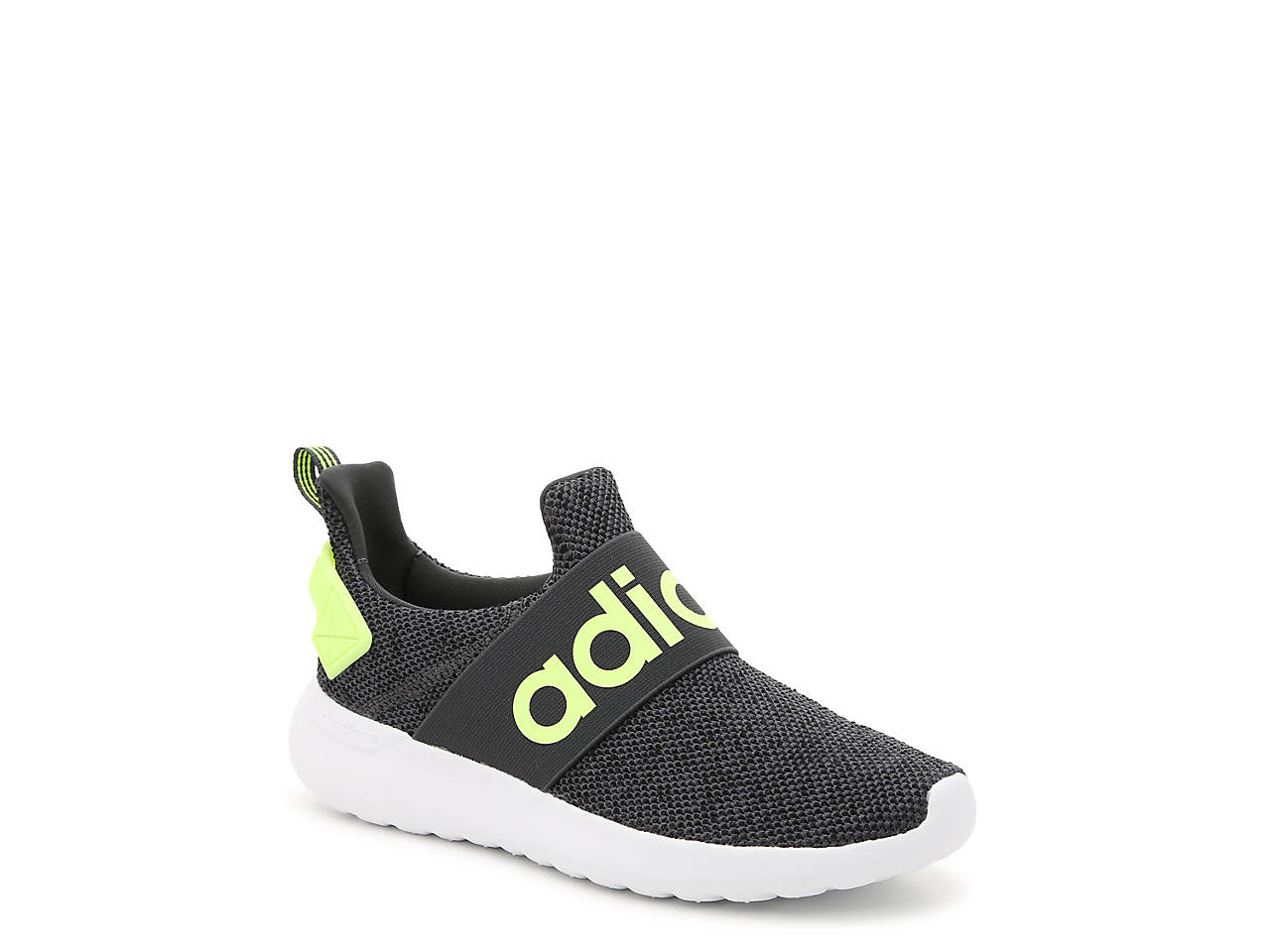 Girls' Adidas Little Kid & Big Kid Lite Racer Adapt Running Shoes