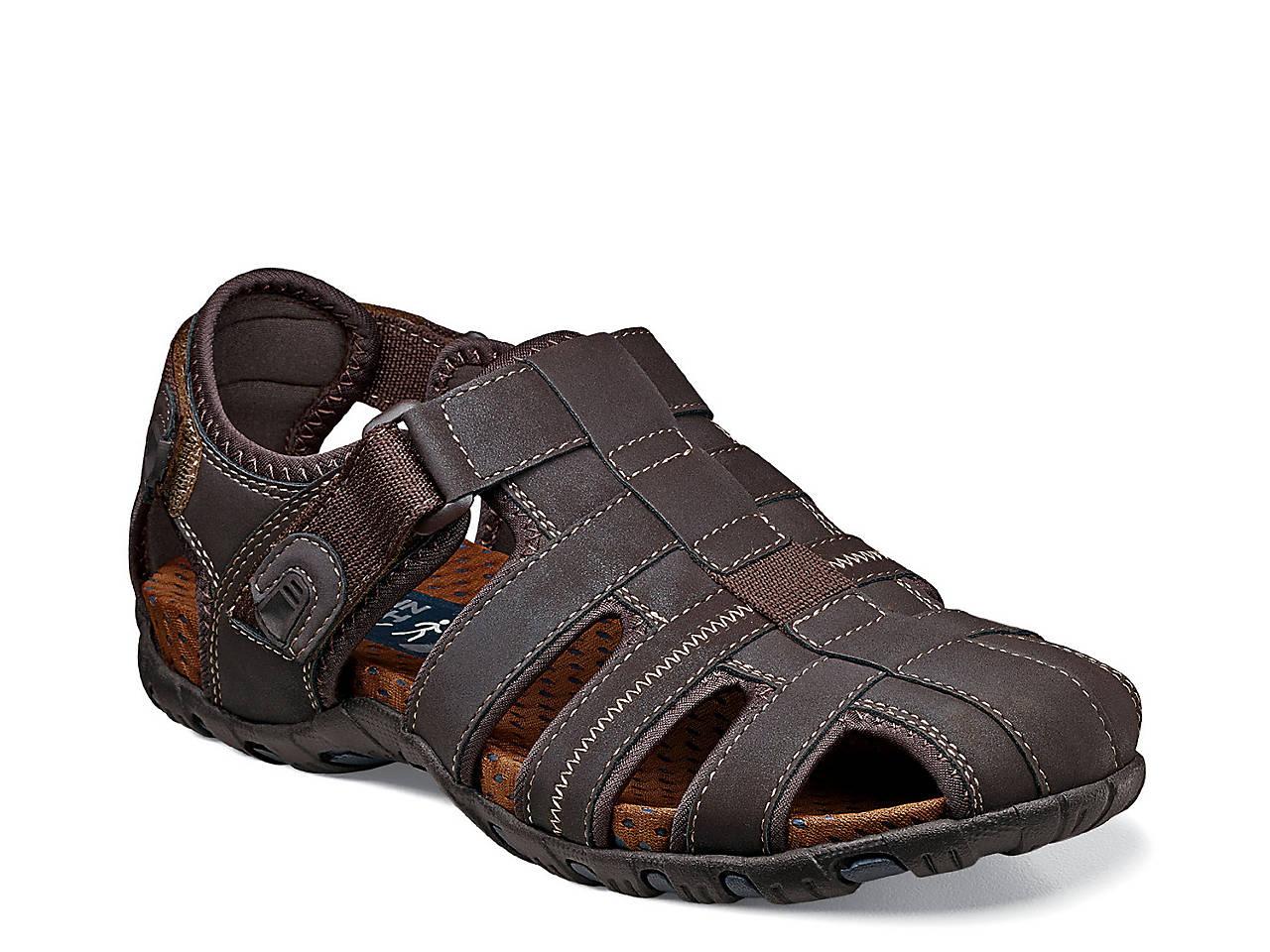 3e4df902c4bf Nunn Bush Rio Bravo Fisherman Sandal Men s Shoes