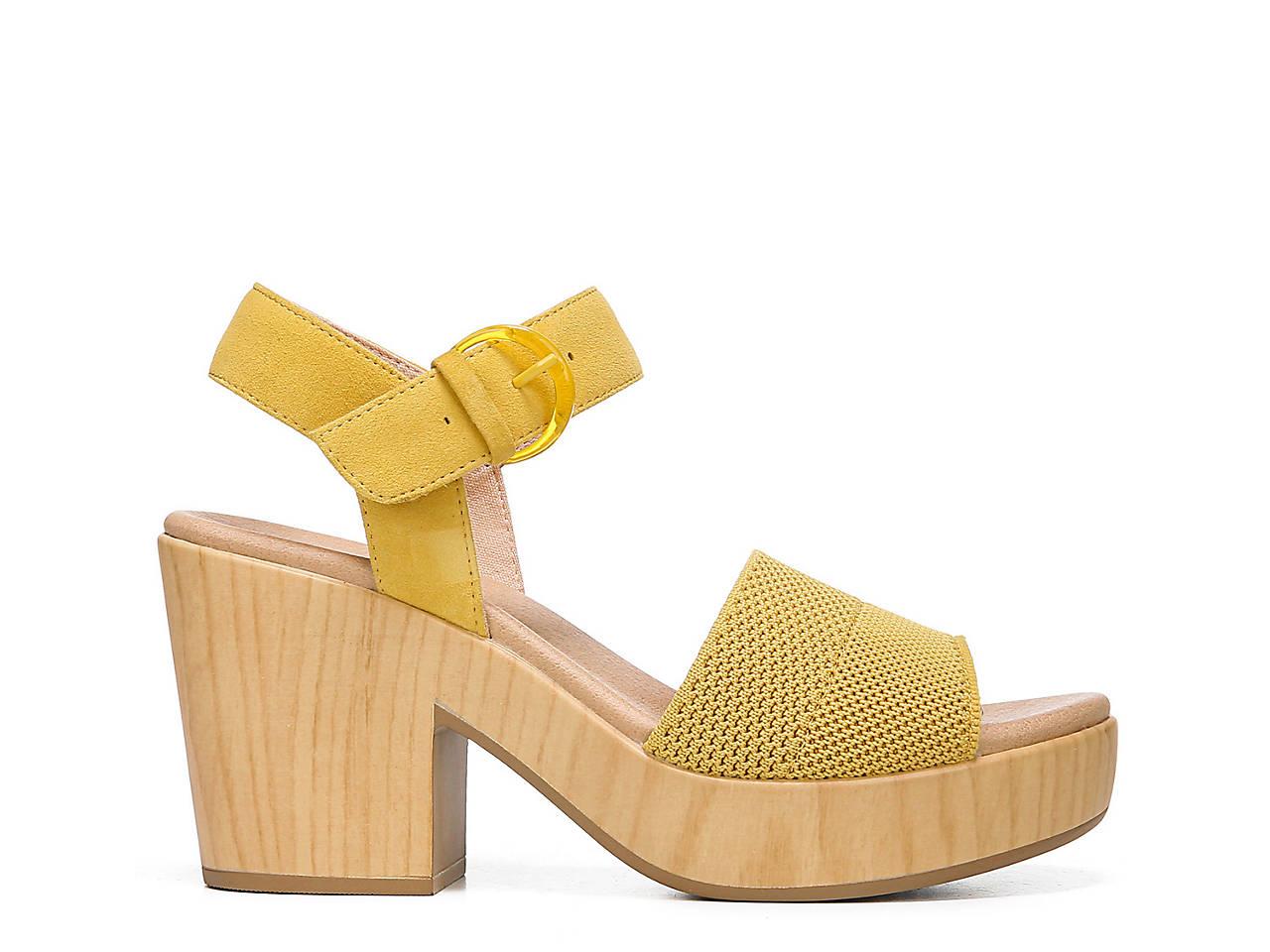 824abeb10847 Dr. Scholl s Brickell Platform Sandal Women s Shoes