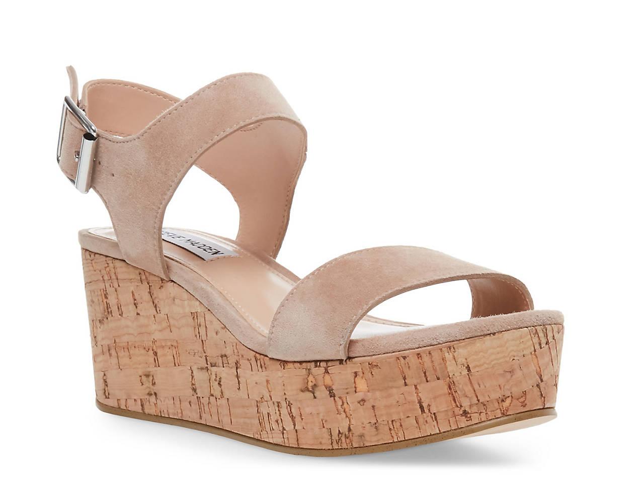 9e5338591 Steve Madden Breathe Wedge Sandal Women's Shoes | DSW