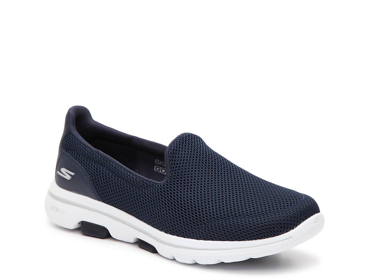 Skechers Go Walk 5 Slip On Sneaker Women's Women's Shoes | DSW