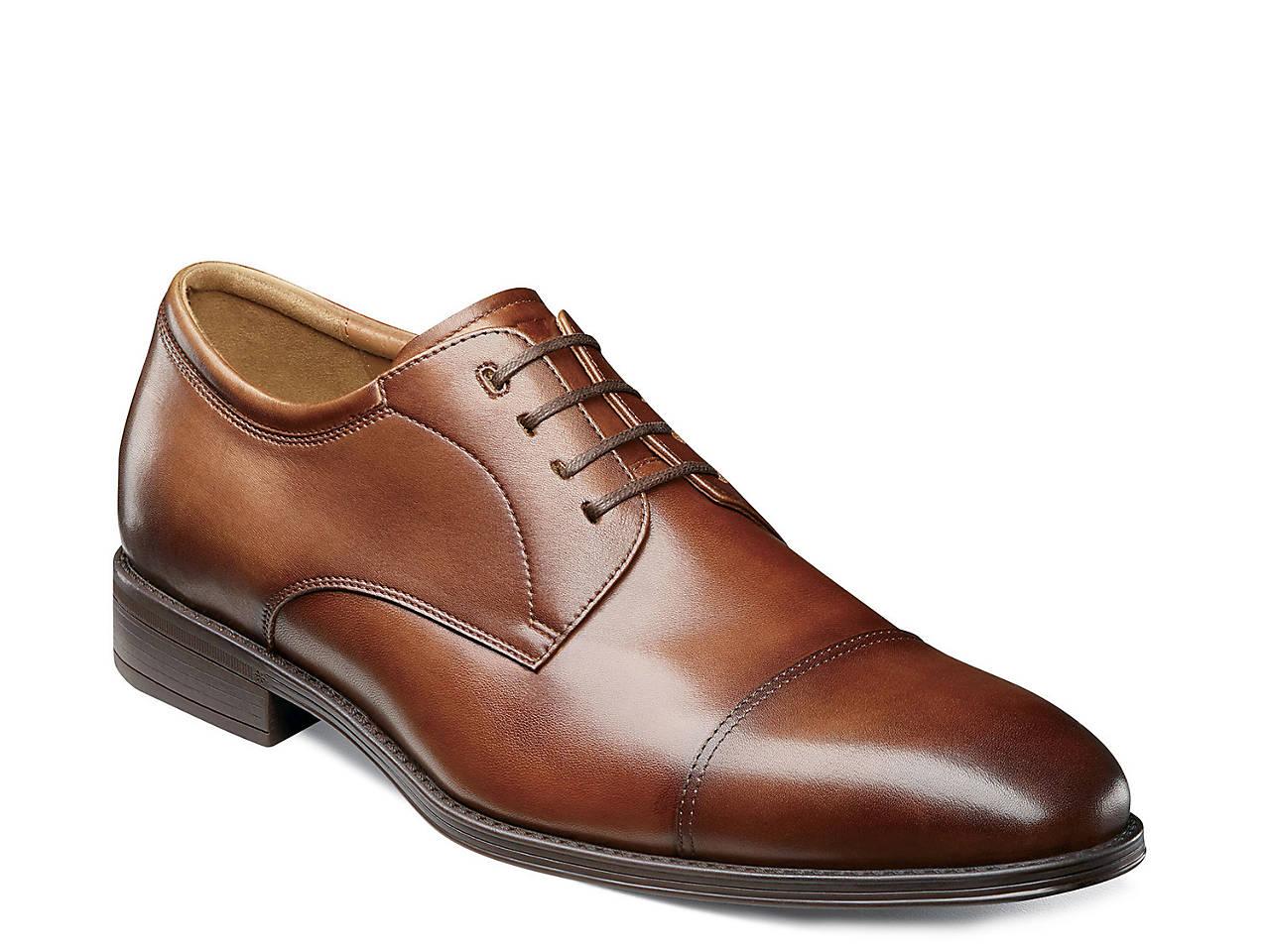 3c86d2ea90e7 Florsheim Amelio Cap Toe Oxford Men s Shoes