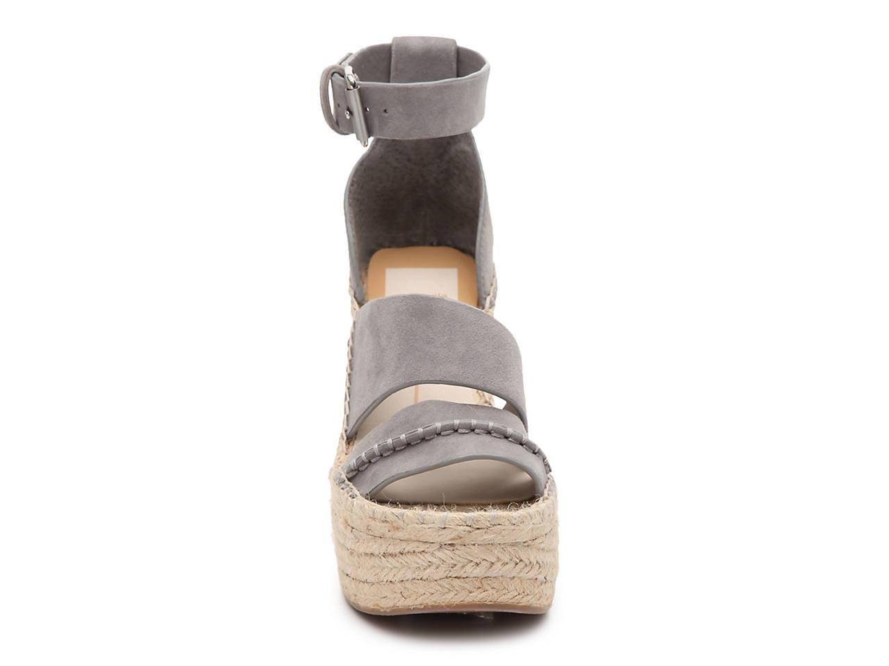 f0b0e89e8bc1 Dolce Vita Simi Espadrille Wedge Sandal Women s Shoes