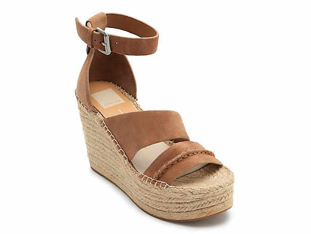 8a4e46c97fdd Dolce Vita Opall Espadrille Wedge Sandal Women s Shoes