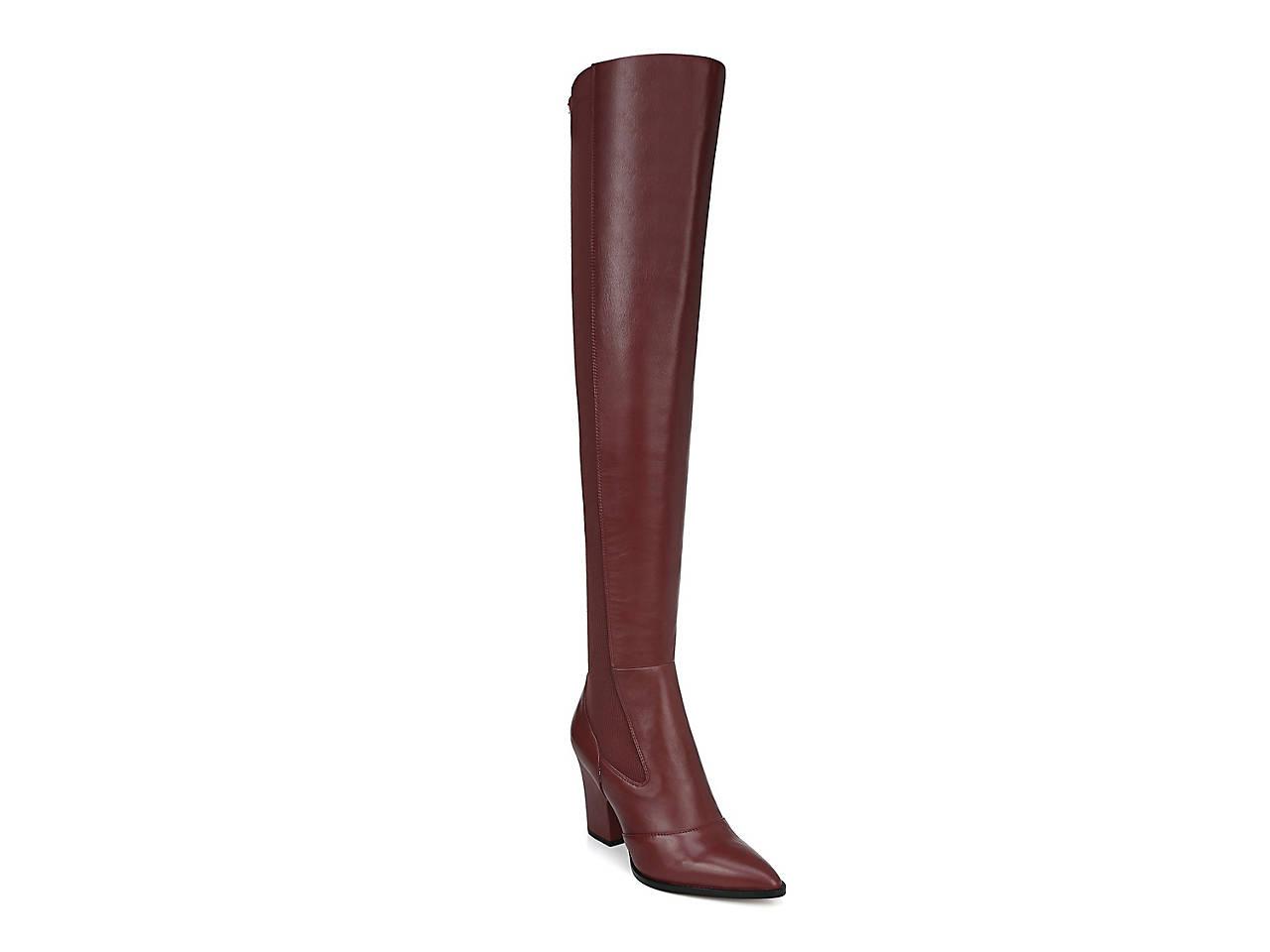 36c19e857144 Sam Edelman Natasha Over The Knee Boot Women s Shoes