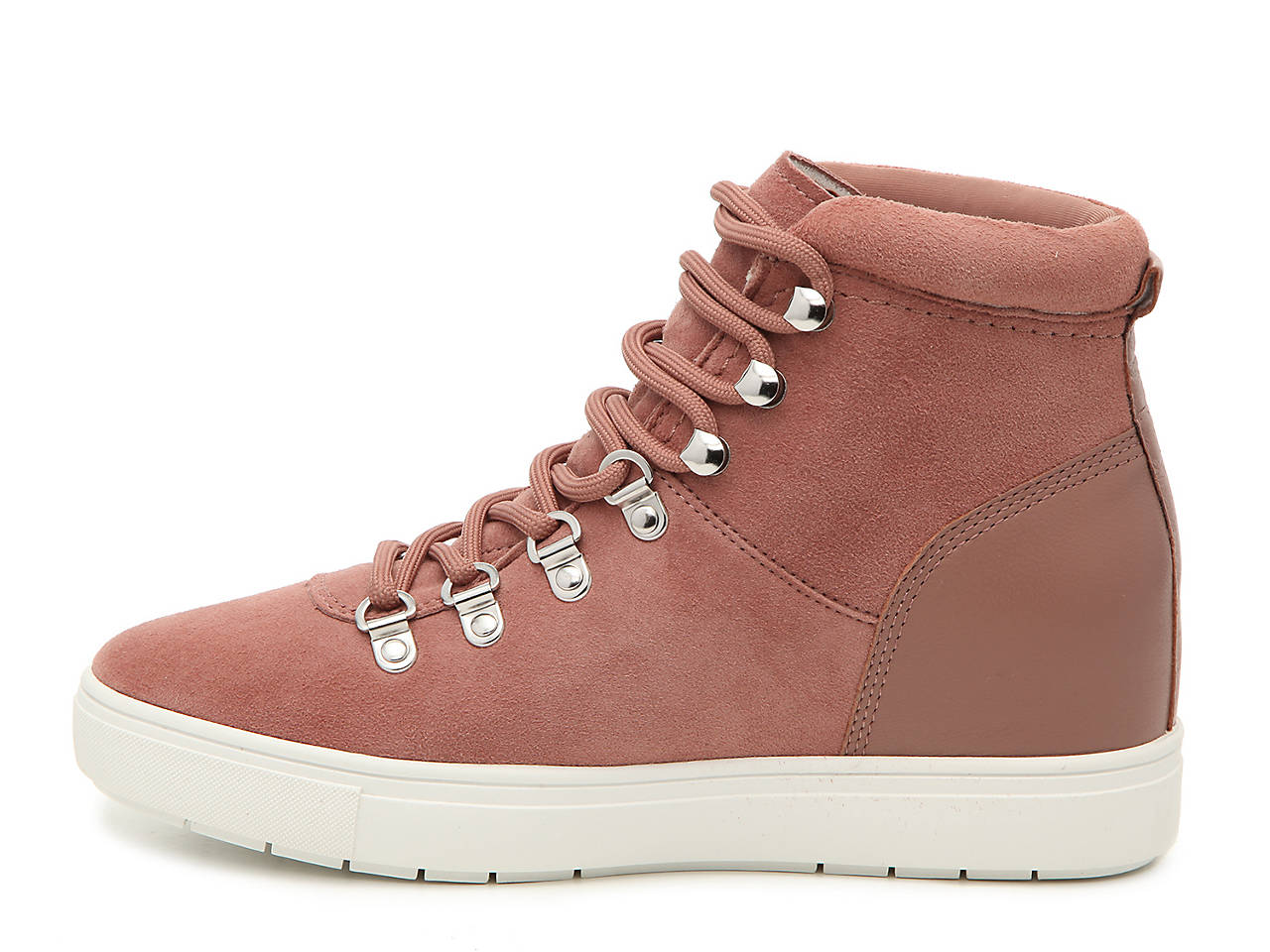d5816e00b40 Steven by Steve Madden Kalea Wedge High-Top Sneaker Men s Shoes