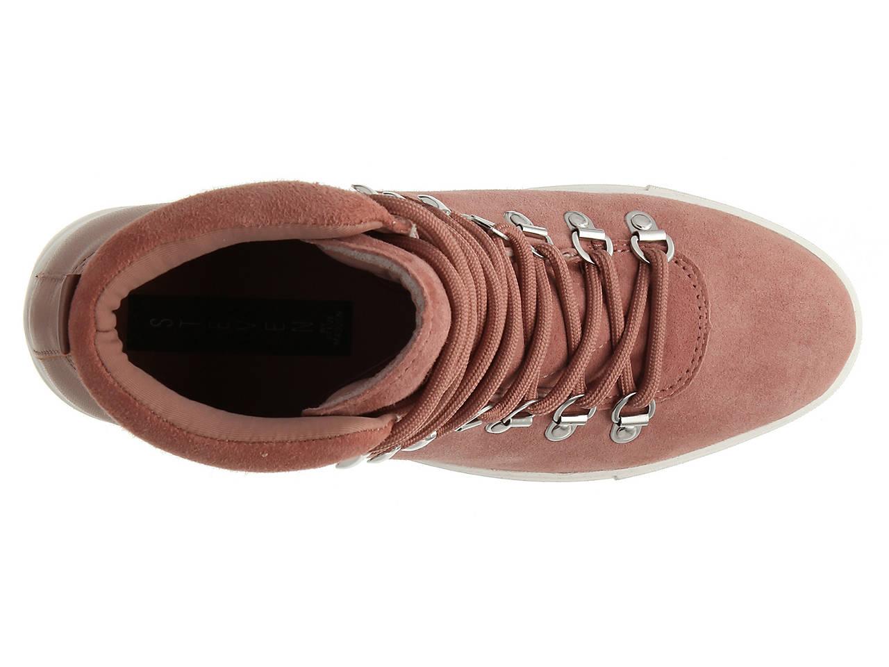 ee5a10c9e2b Steven by Steve Madden Kalea Wedge High-Top Sneaker Men s Shoes