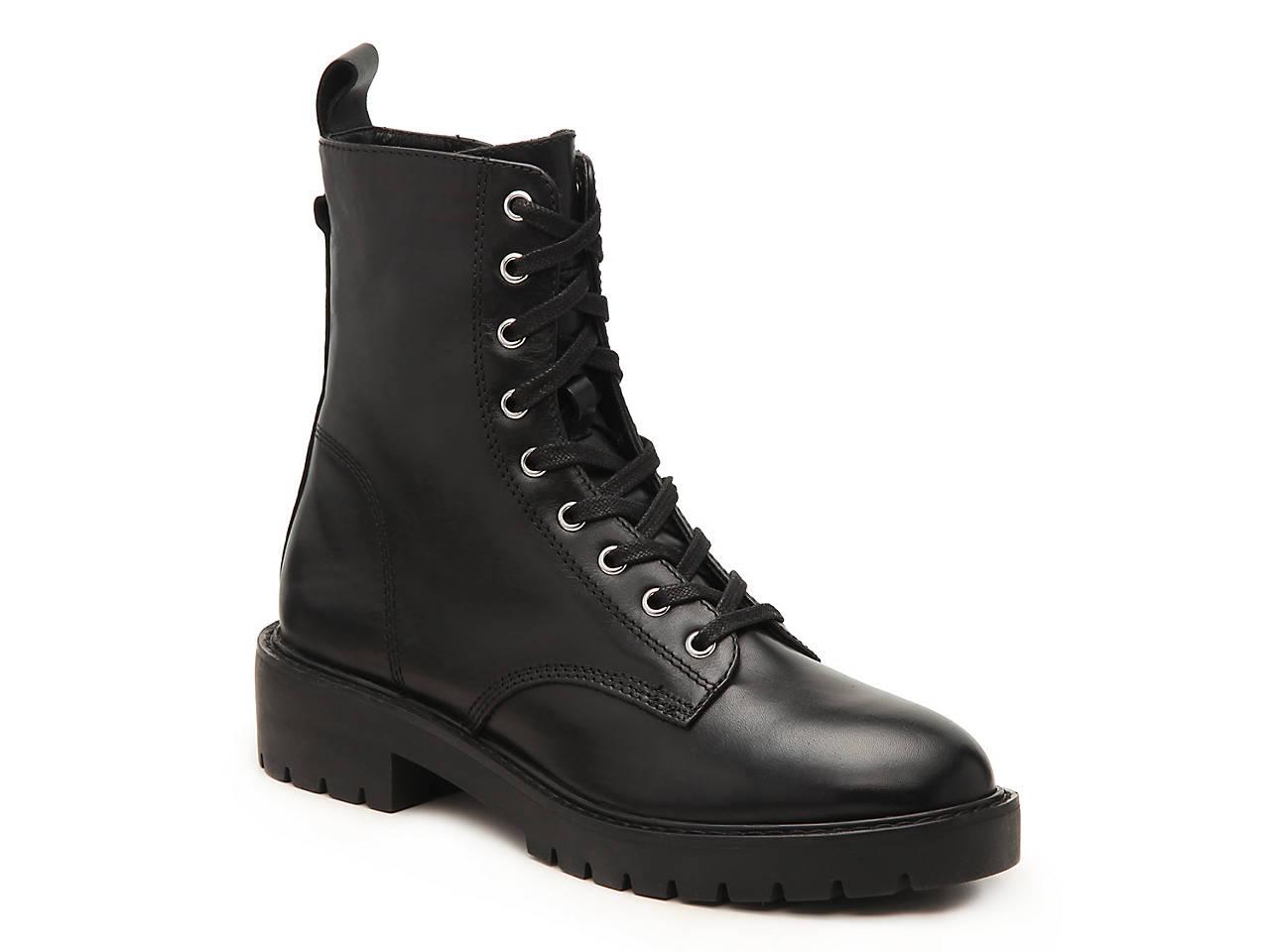 611fae4e1c6 Grid Steve Madden Combat Women s Boot Shoes Dsw FzTwqz5