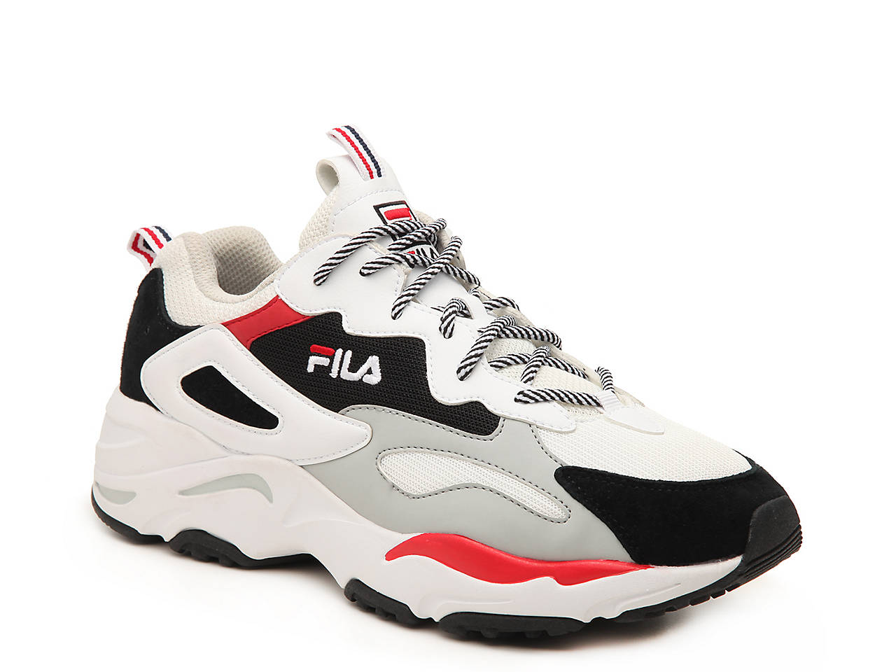 2a496b3343 Fila Ray Tracer Sneaker - Men's Men's Shoes | DSW