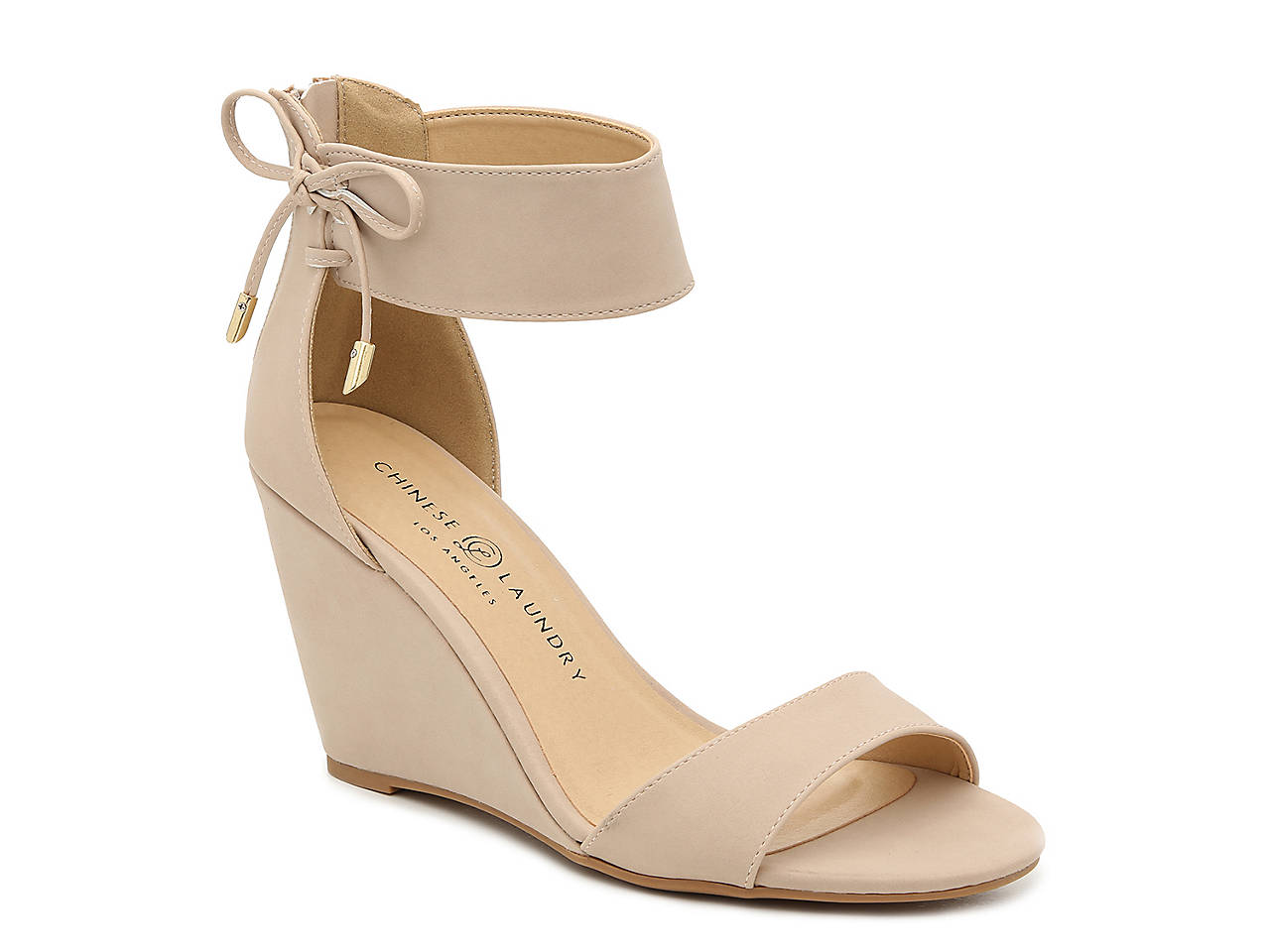 8481b011bc1 Chinese Laundry Camomile Wedge Sandal Women s Shoes