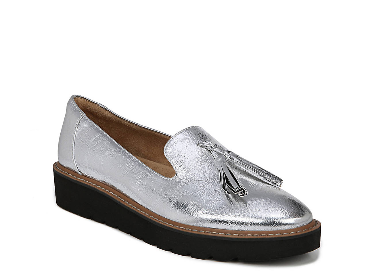 c18c8ec479f Naturalizer Ellie Wedge Loafer Women s Shoes