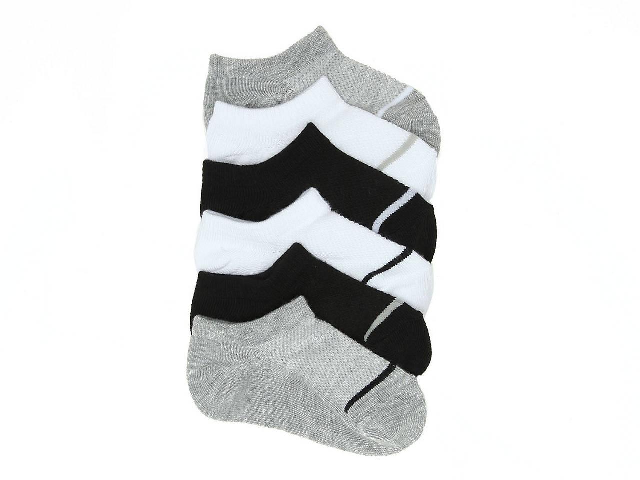 4931dd73bc Basic Kids' No Show Socks - 6 Pack