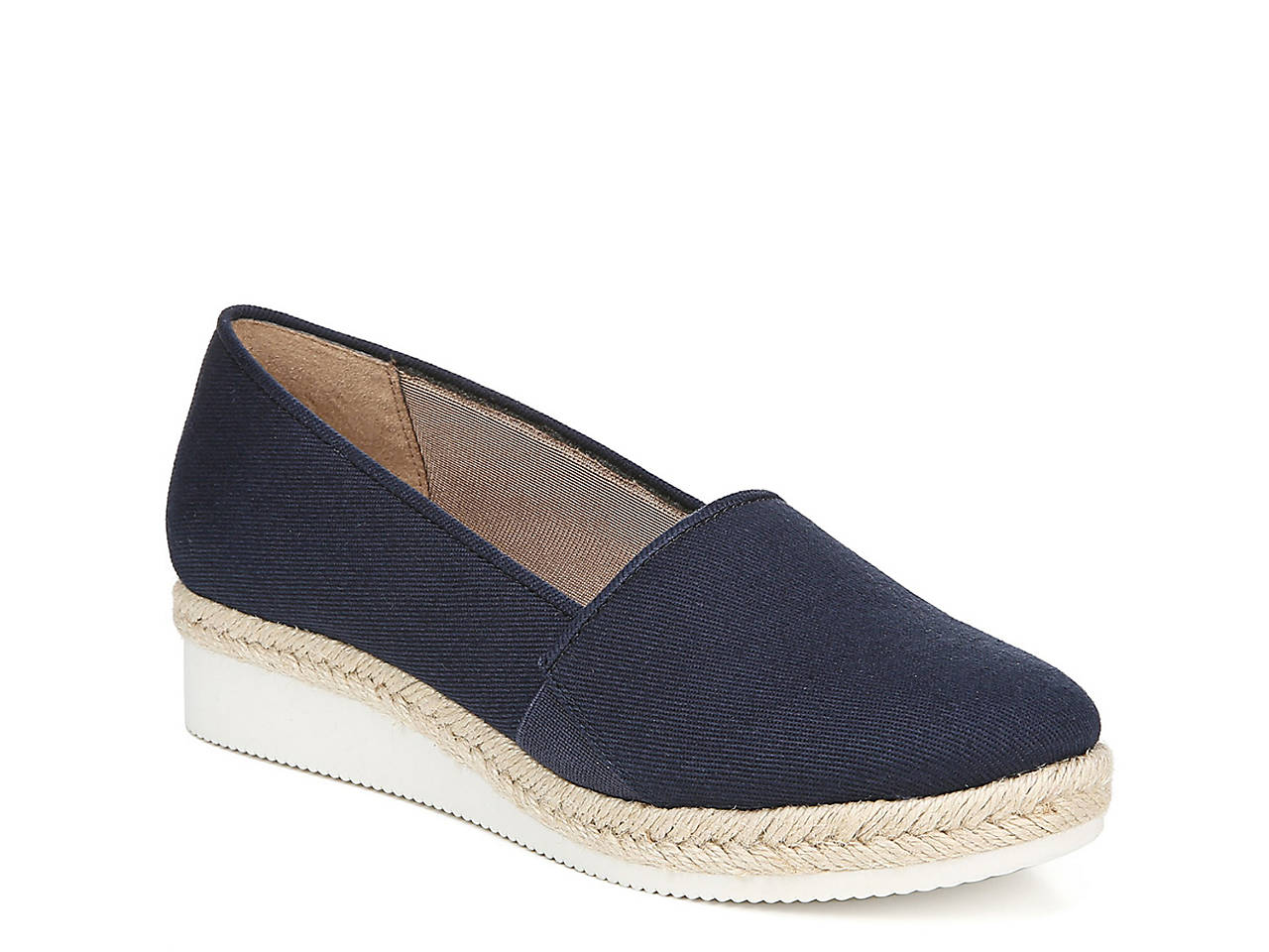 19ed0640723 LifeStride Colby 2 Espadrille Wedge Slip-On Women s Shoes
