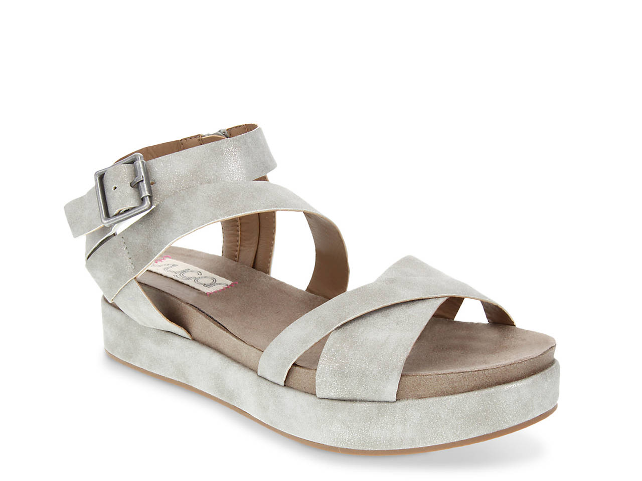 e7f850b7cc Sugar Milly Platform Sandal Women's Shoes | DSW