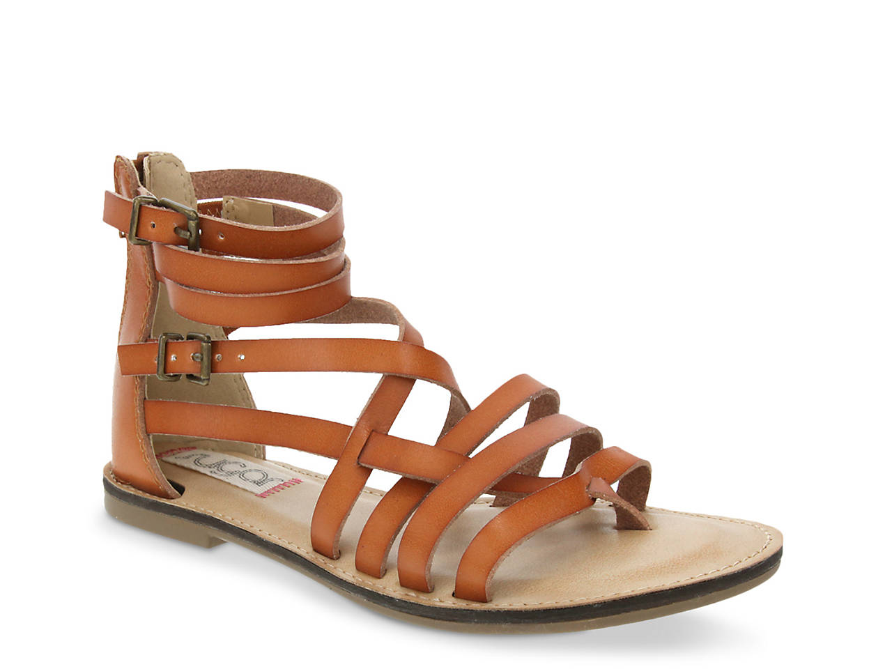 ce20e1d80e76 Sugar Malou Gladiator Sandal Women s Shoes
