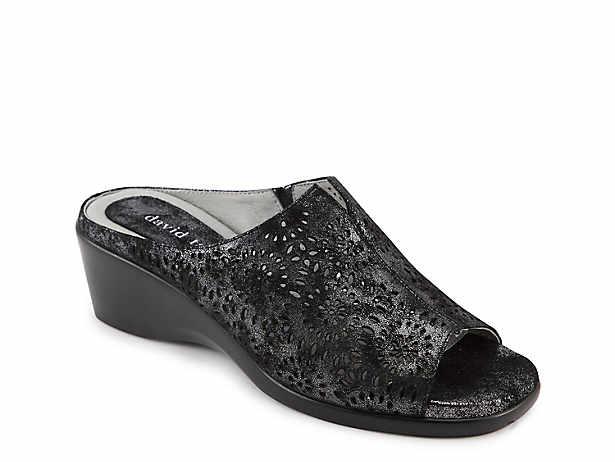 39b830d1ac2 Women s Black Extra Wide   Wide Mule   Slide Shoes Size 7.5