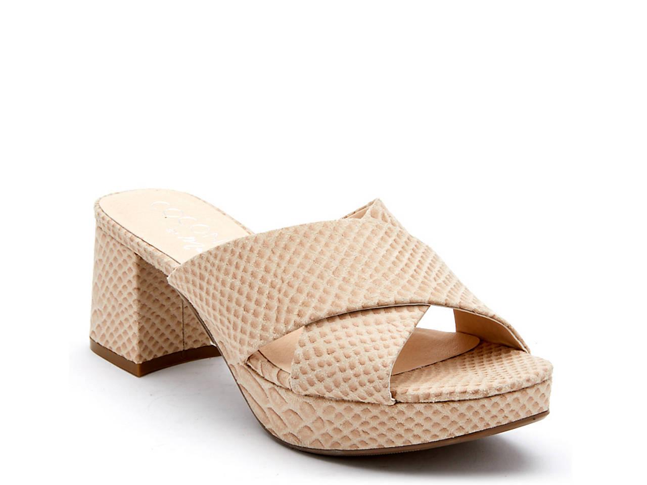 bab6cc9845d3 Coconuts Cleo Platform Sandal Women s Shoes