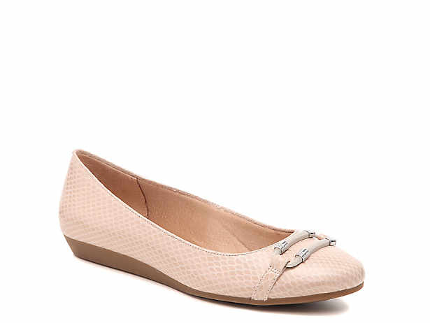 6c96aca3ce7 Abella Prima Ballet Flat Women's Shoes | DSW