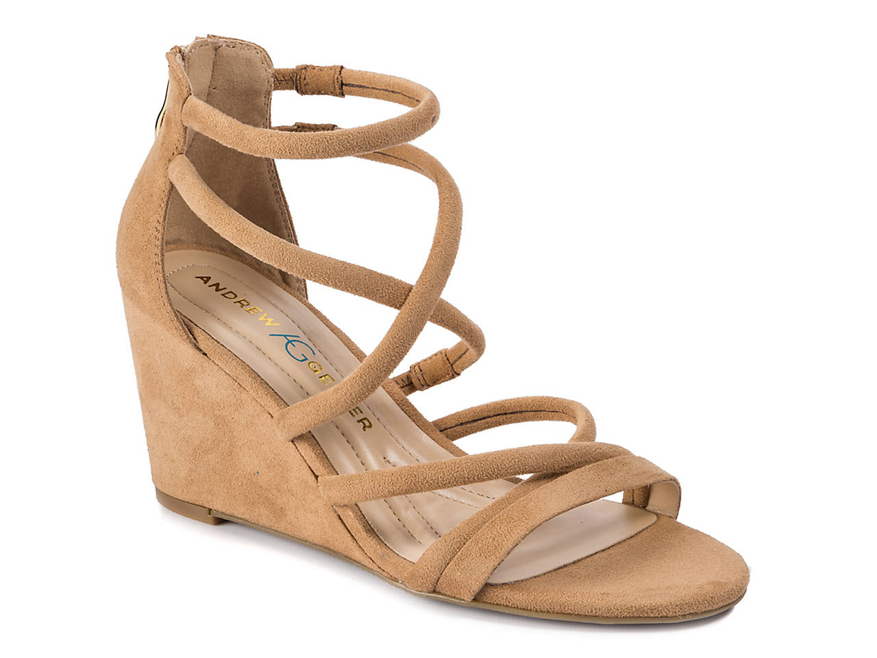 20c372cdefc Bellona Wedge Sandal