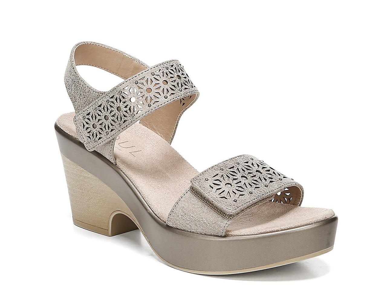 1ece614b529f SOUL Naturalizer Mckenna Platform Sandal Women s Shoes