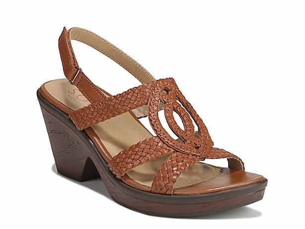 98ff1aae870a74 Women. Natural Soul. Faire Platform Sandal