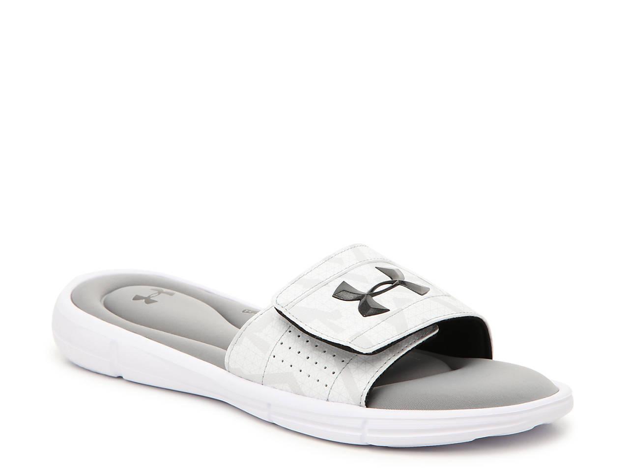 get online bright n colour professional Ignite Bustle V Slide Sandal - Men's