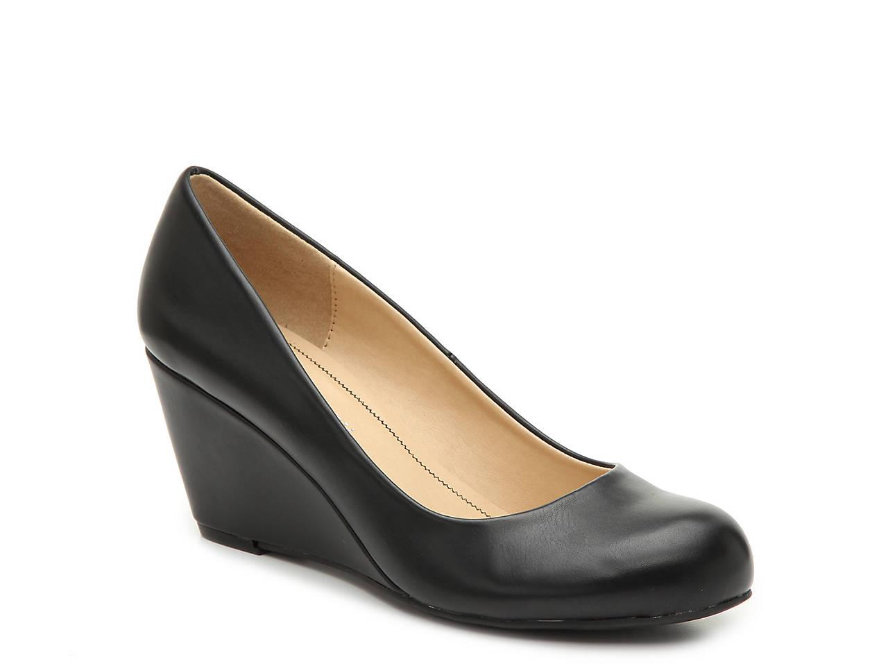bda416f9b11 CL by Laundry Nima Wedge Pump Women s Shoes