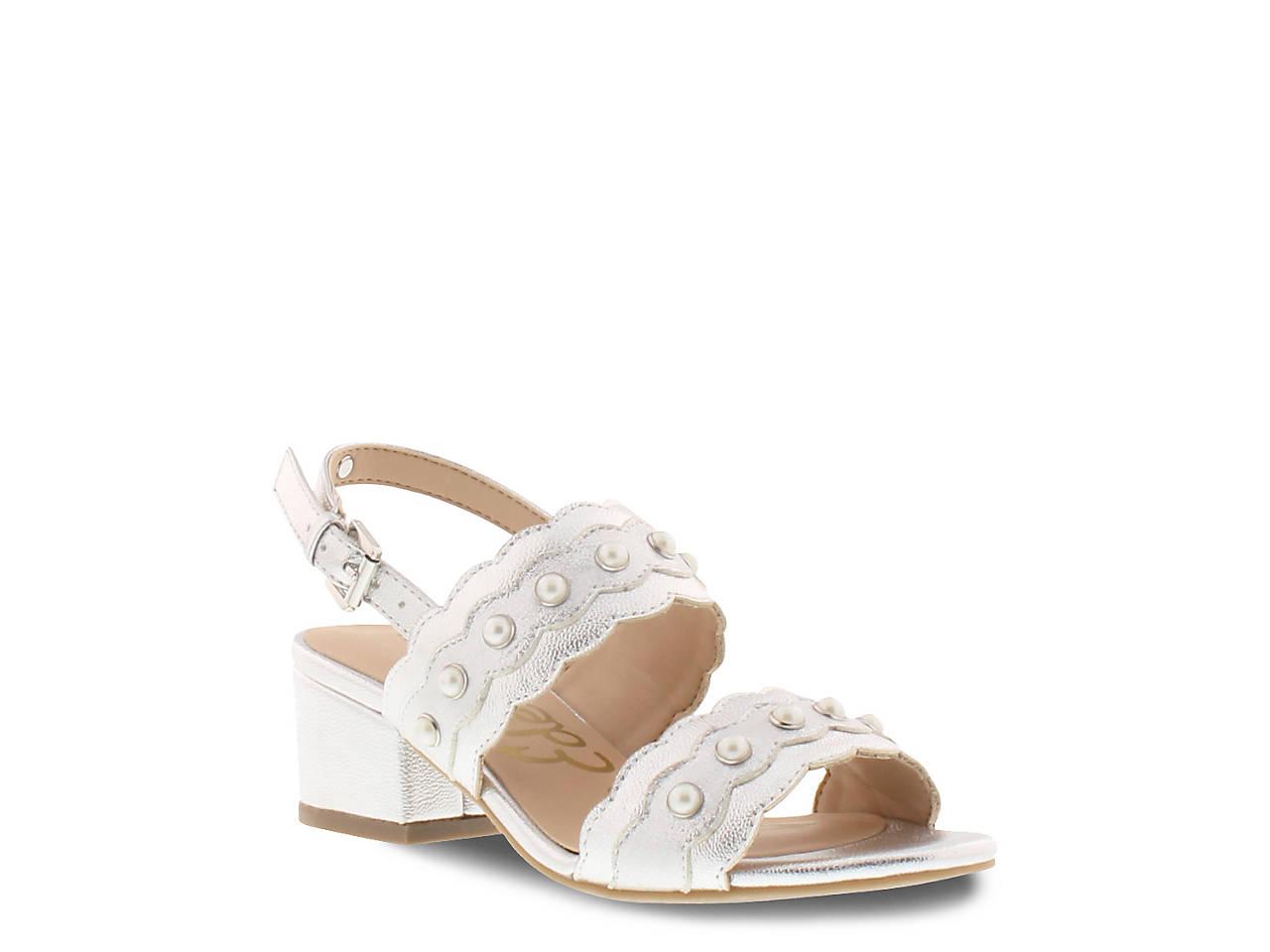 640e9f318 Sam Edelman Yvette Coral Toddler   Youth Sandal Kids Shoes