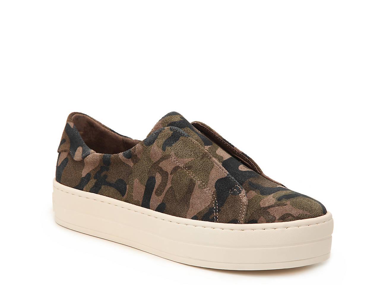 ea1c36d98bd8f J Slides Heidi Platform Slip-On Sneaker Women's Shoes | DSW