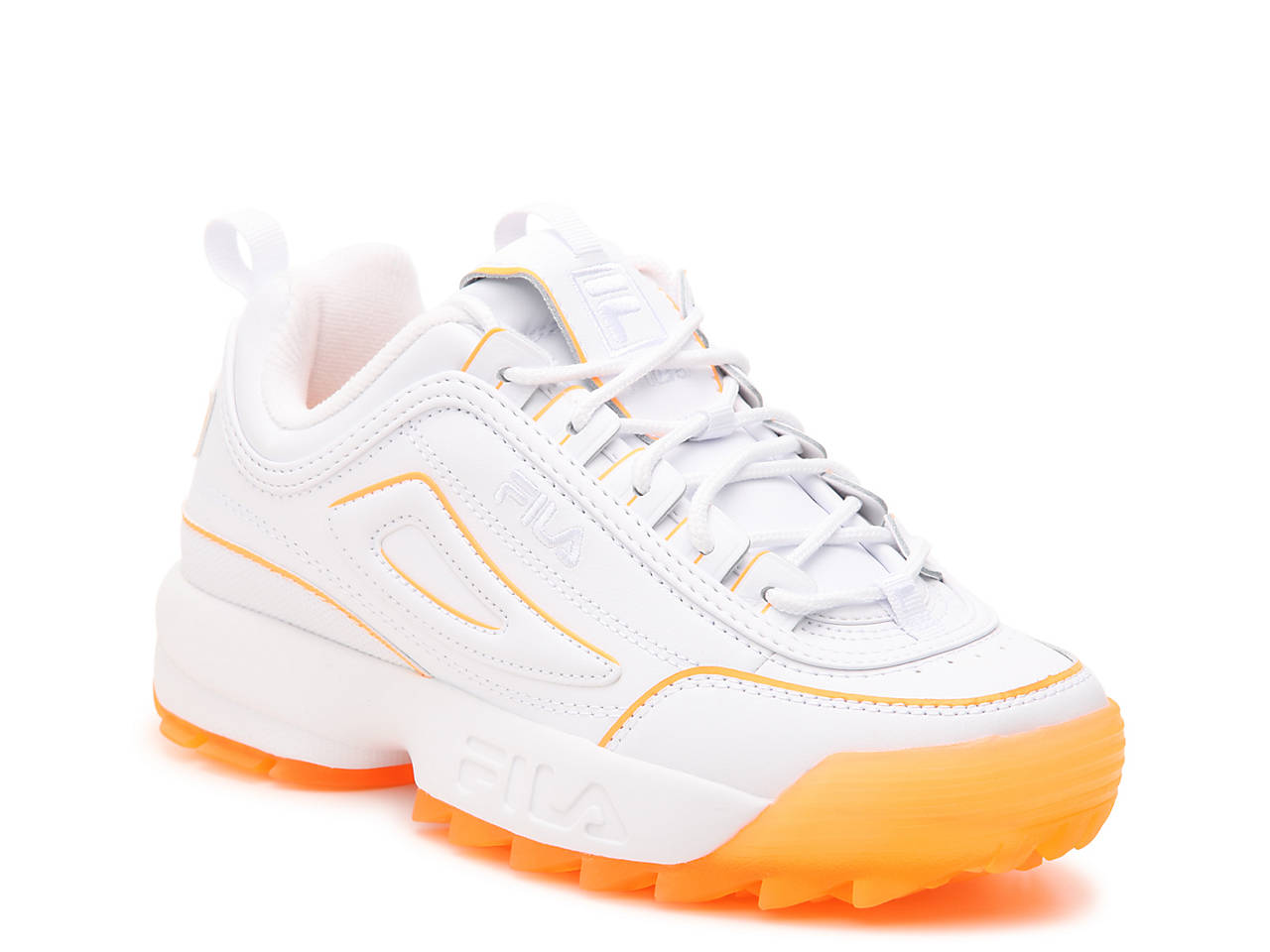 variety of designs and colors get new new photos Fila Disruptor II Ice Sneaker - Women's Women's Shoes | DSW
