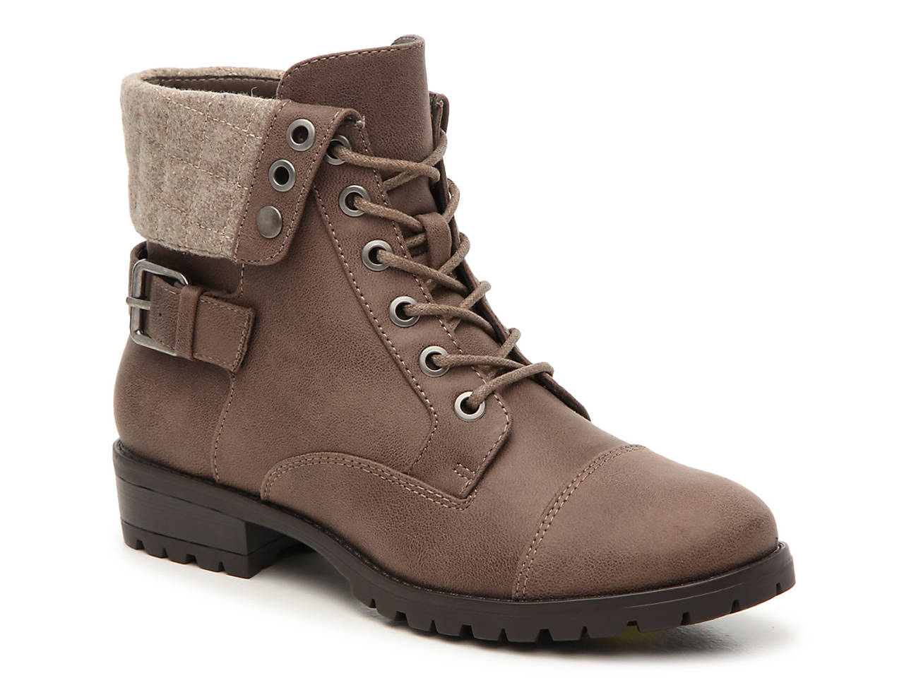 Sapey Combat Boot holiday gift guide for her