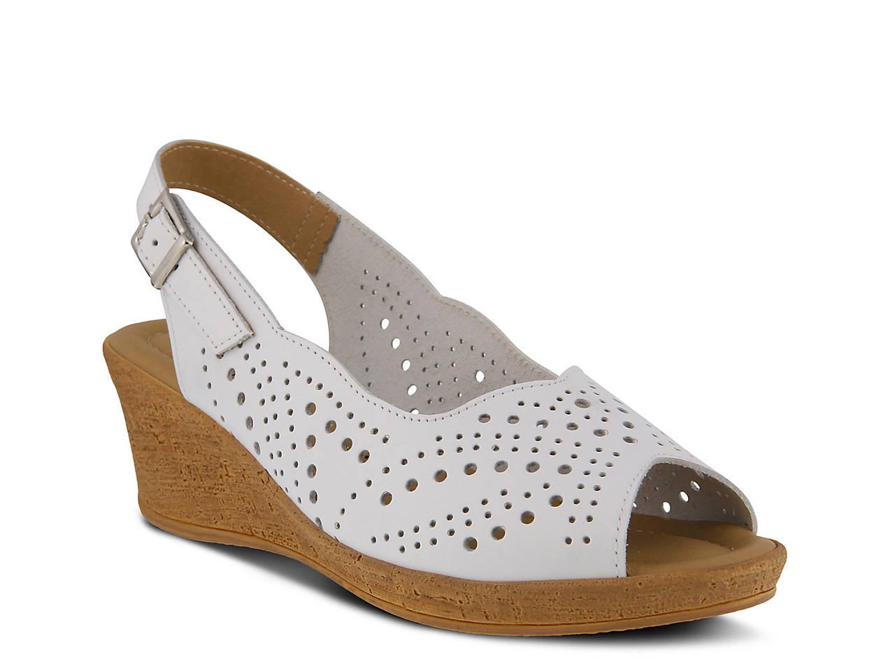 beb67232513 Trikala Wedge Sandal