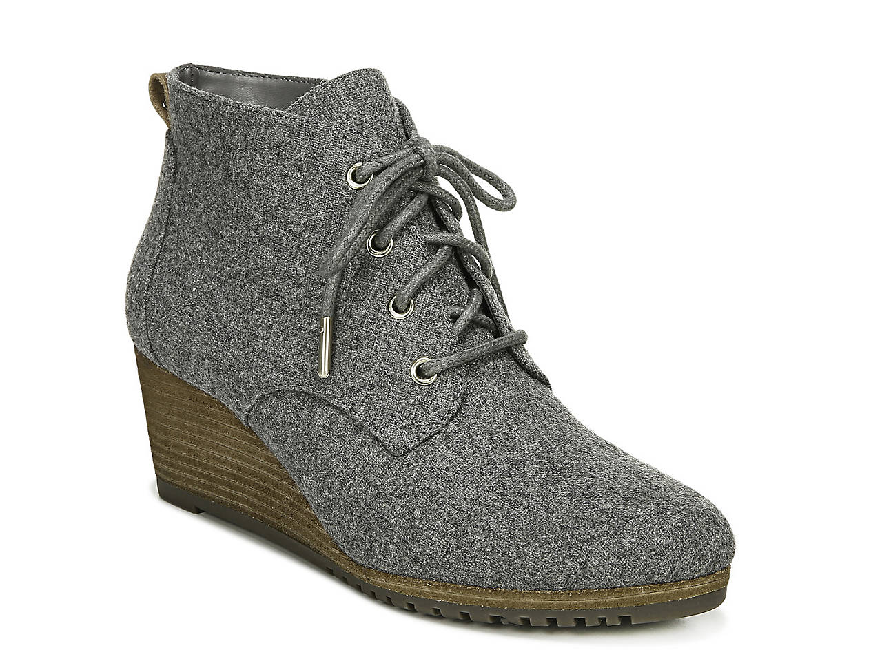 Close Call Wedge Bootie
