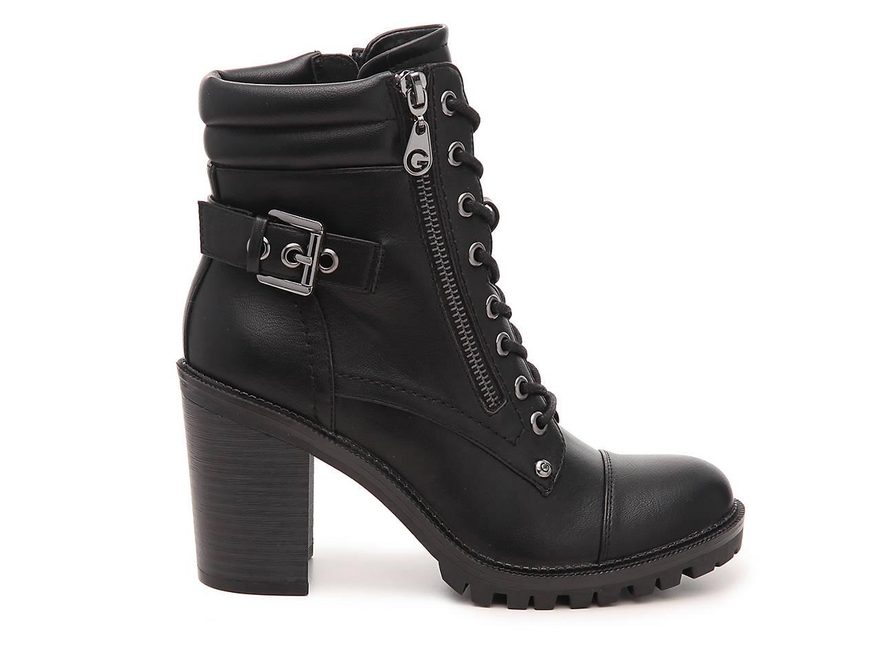 GBG Los Angeles Jaydyn Combat Boot Women's Shoes DSW  DSW