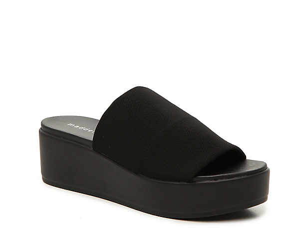 a55444f78caa Madden Girl. Shelbie Wedge Sandal