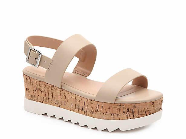 a06f9d84b9e6 Madden Girl. Sweet Wedge Sandal