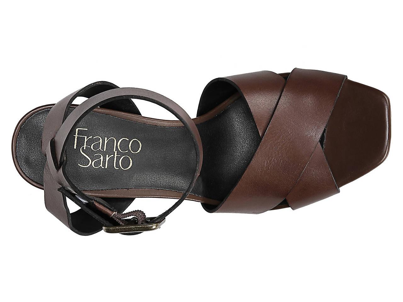 8099bc5da2 Franco Sarto Marta Platform Sandal Women's Shoes   DSW