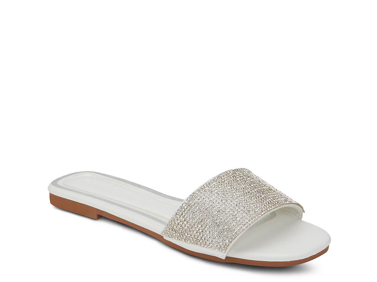 41babd59188 Olivia Miller No Excuses Sandal Women s Shoes
