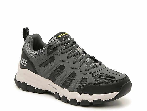 Skechers Escape Plan Trail Running Shoe Men's Men's Shoes