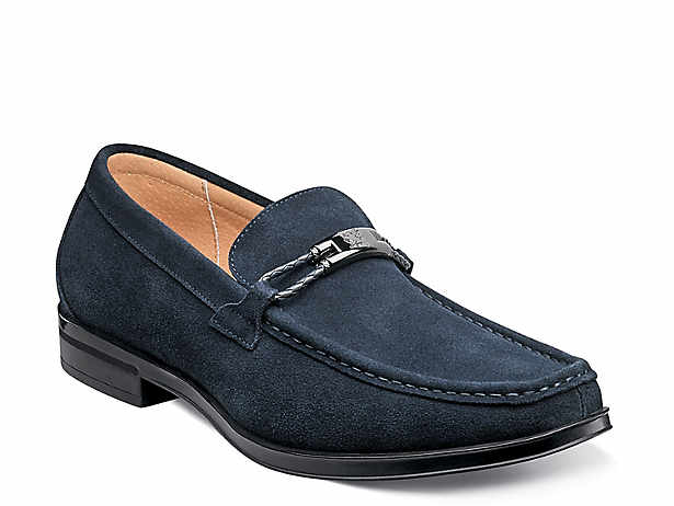 1610d007713f1 mens navy blue loafers | DSW