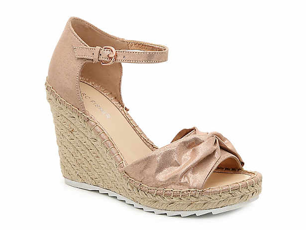 f2794c5ba75 Marc Fisher Kicker Wedge Sandal Women s Shoes